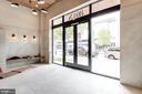 Chic and modern lobby (still underway!) - 801 N NW #303, WASHINGTON