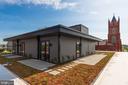 Community sky terrace - 801 N NW #303, WASHINGTON
