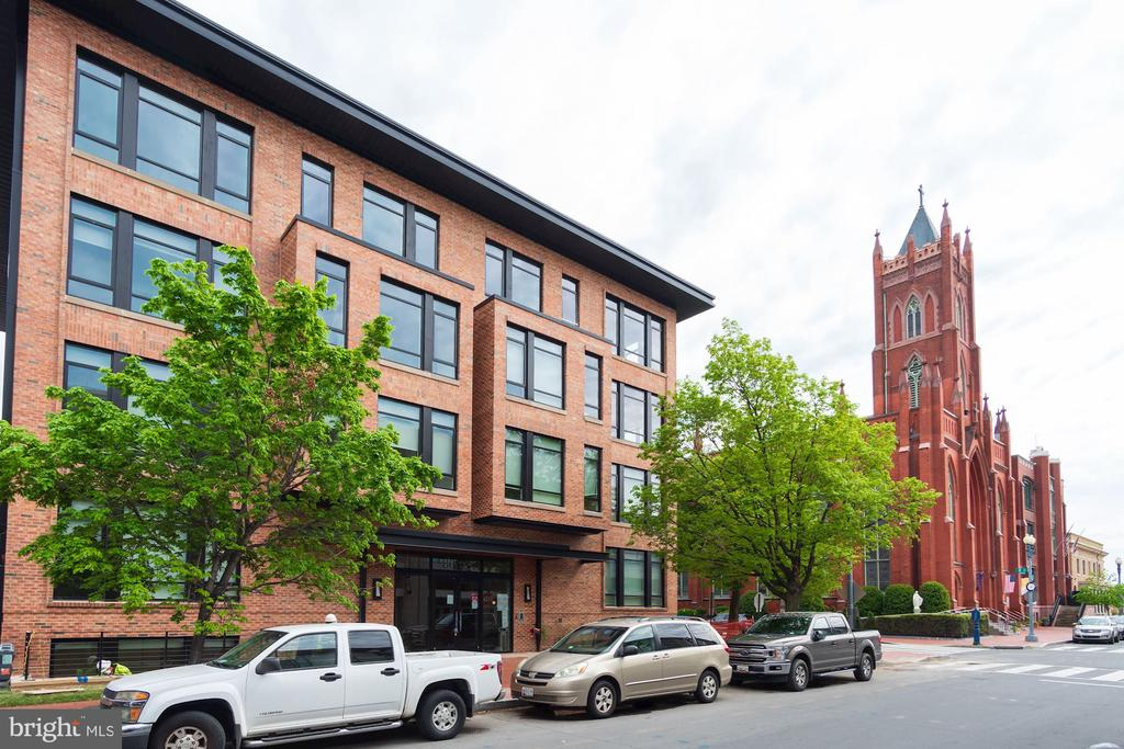 Let 801N be your oasis in the city - 801 N NW #303, WASHINGTON