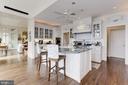 Gourmet Kitchen - 11500 DALYN TER, POTOMAC