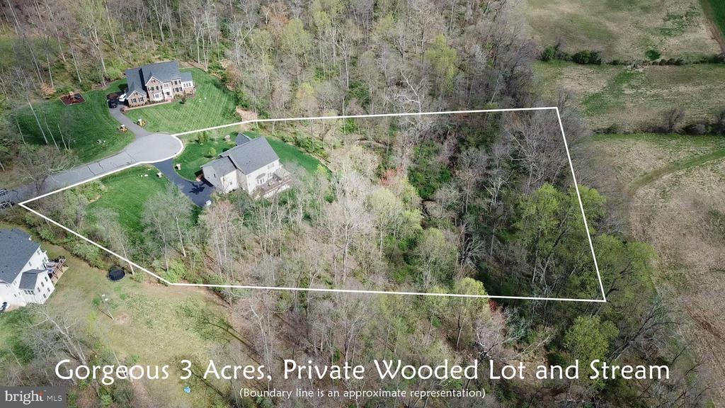 Premium Lot, tucked away in a wooded retreat! - 39219 MADISON MANOR CT, HAMILTON