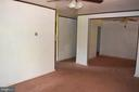 Living Room - 20 BUTTERCUP LN, STAFFORD