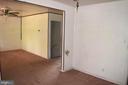 Dining Room w/ Closet - 20 BUTTERCUP LN, STAFFORD