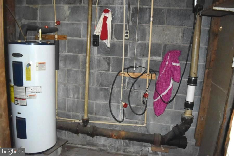 Laundry/Mechanical Room - 20 BUTTERCUP LN, STAFFORD