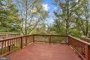 Expansive Deck - 8405 GLAD RIVERS ROW, COLUMBIA