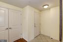 Entry way. - 1021 N GARFIELD ST #409, ARLINGTON