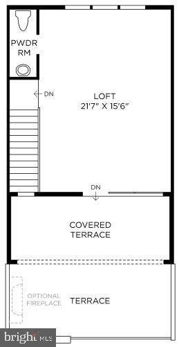 Loft Level - 11746 SUNRISE VALLEY DR, RESTON