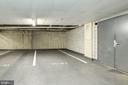 Prime parking space B1-97. - 1021 N GARFIELD ST #409, ARLINGTON
