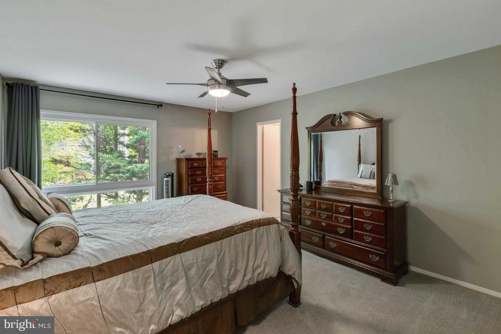 Master Bedroom Suite - 6505 CRAYFORD ST, BURKE