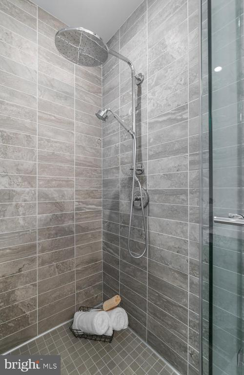Waterfall shower fixture - 2709 N ST NW #103, WASHINGTON