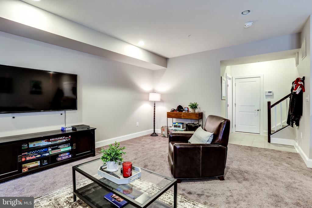 Lower Level Family Room - 148 MERRIMACK WAY, ARNOLD