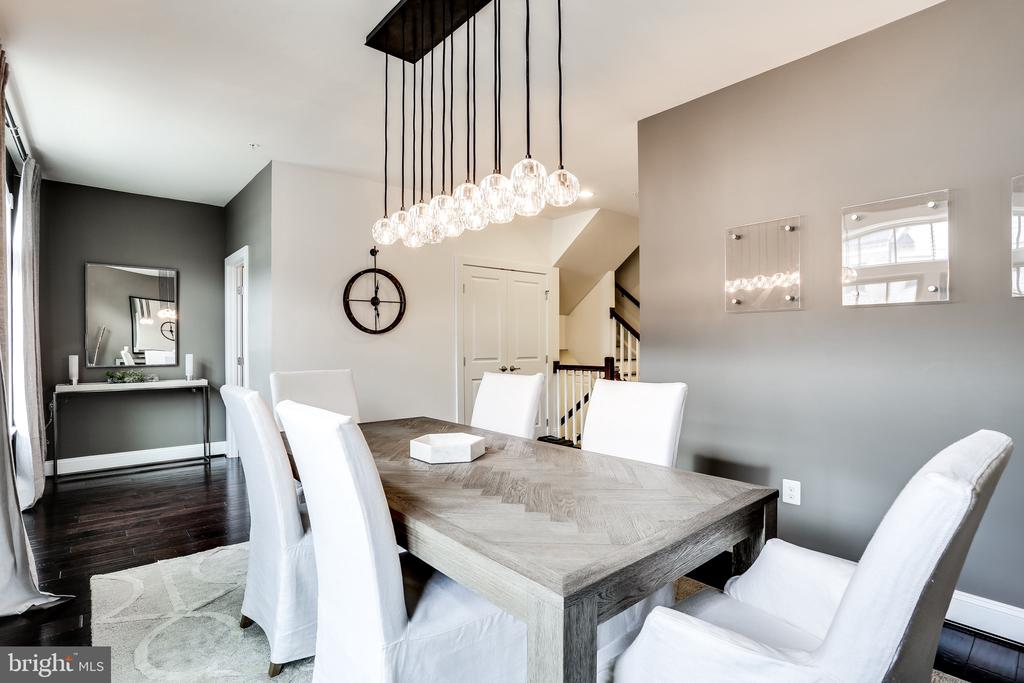 Inviting Dining Room - 148 MERRIMACK WAY, ARNOLD