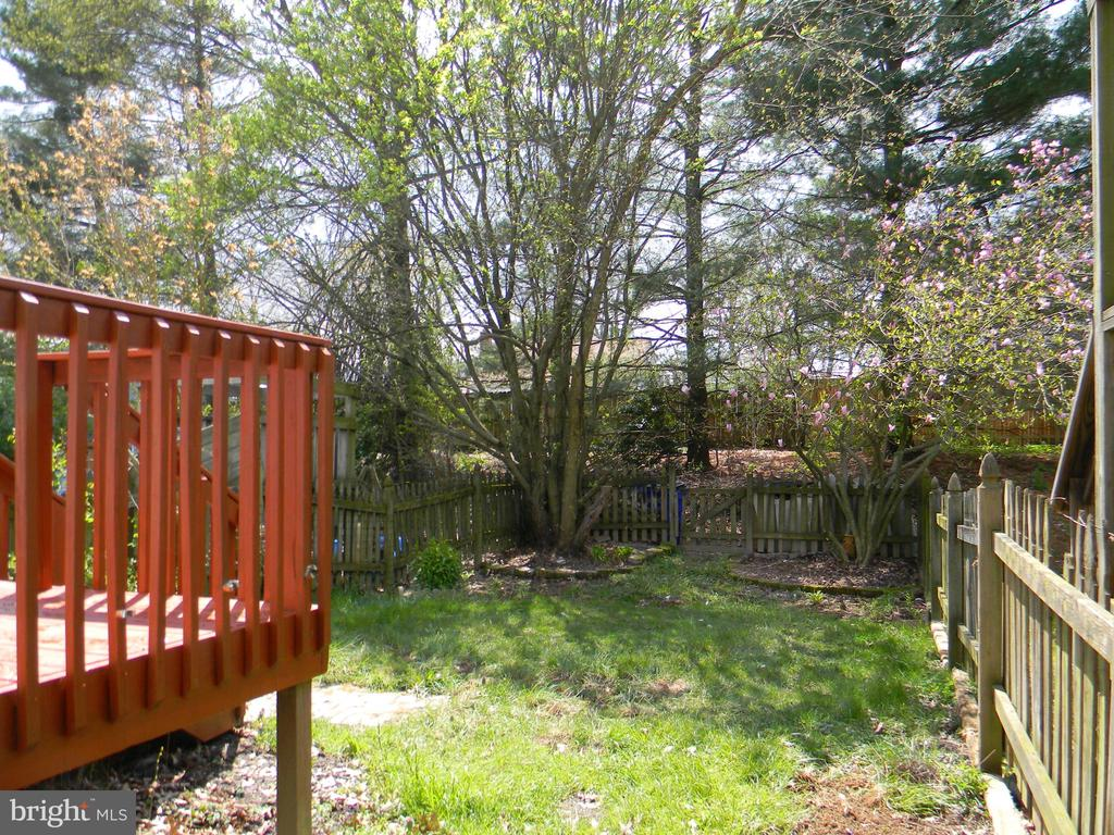 Exterior Rear - 508 WINDY KNOLL DR, MOUNT AIRY