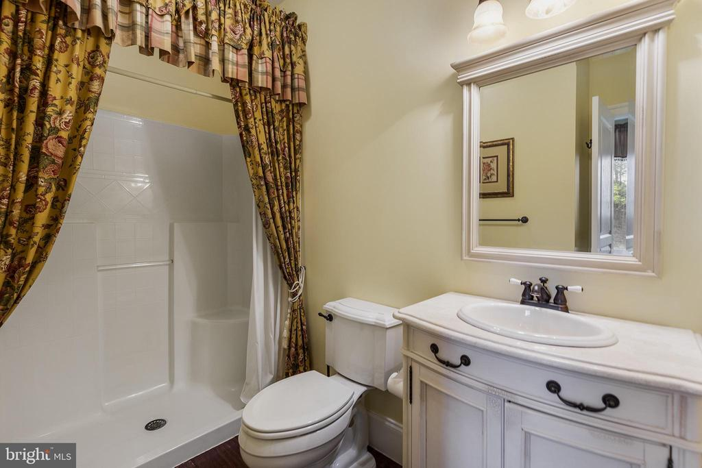 Full bath on the main level - 825 CAMP CONOY RD, LUSBY