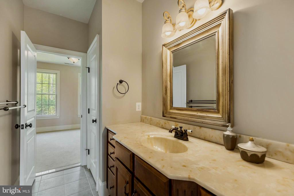 Jack & Jill bathroom for bedrooms 2 &3 - 825 CAMP CONOY RD, LUSBY
