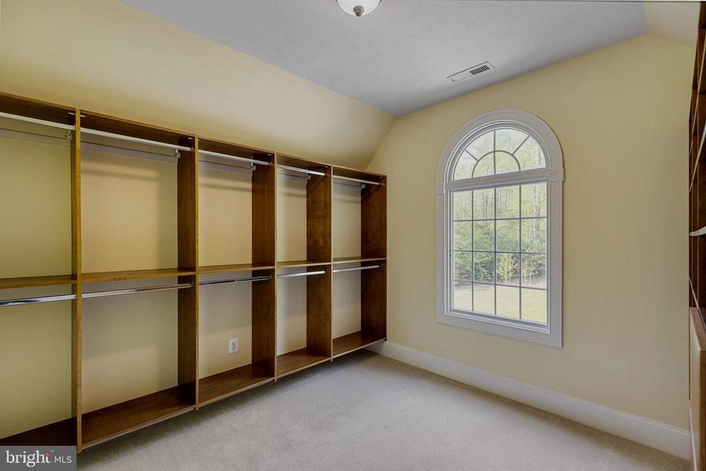 MBR walk in closet area and storage room - 825 CAMP CONOY RD, LUSBY