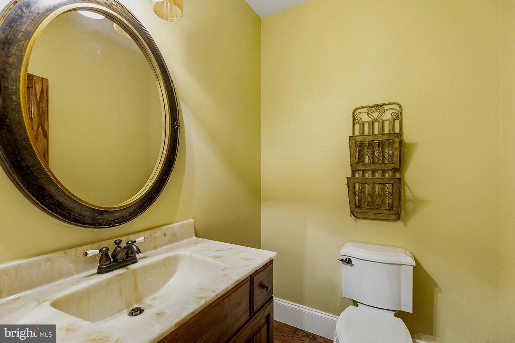 Full bath off rec room area - 825 CAMP CONOY RD, LUSBY