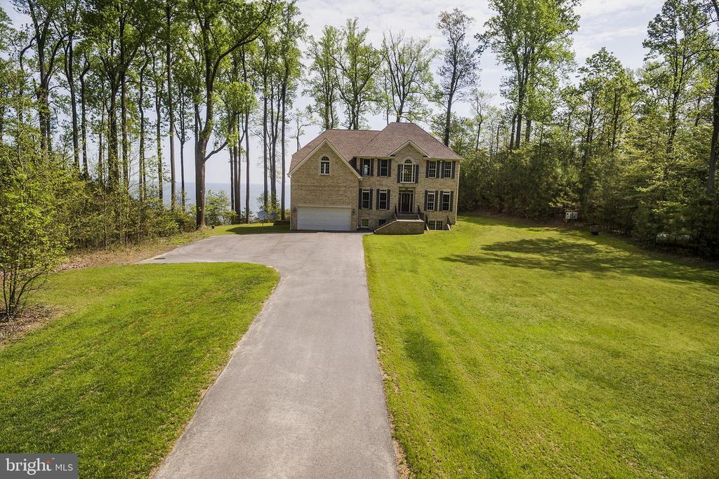 2.25Acres of natural surroundings and views - 825 CAMP CONOY RD, LUSBY