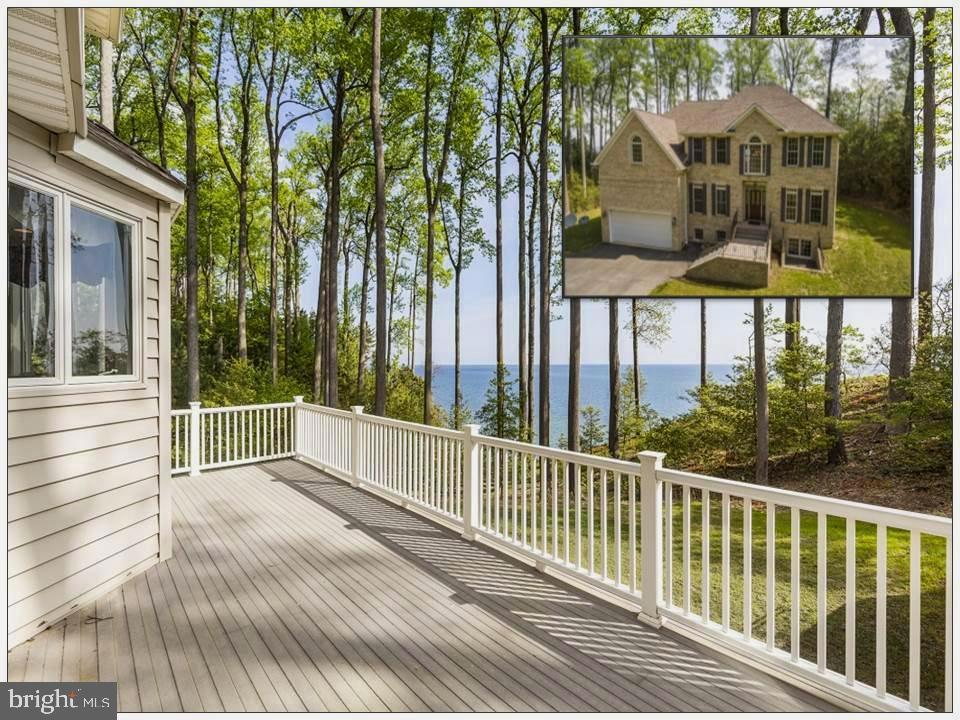 Tucked away surrounded by private owned woodland - 825 CAMP CONOY RD, LUSBY