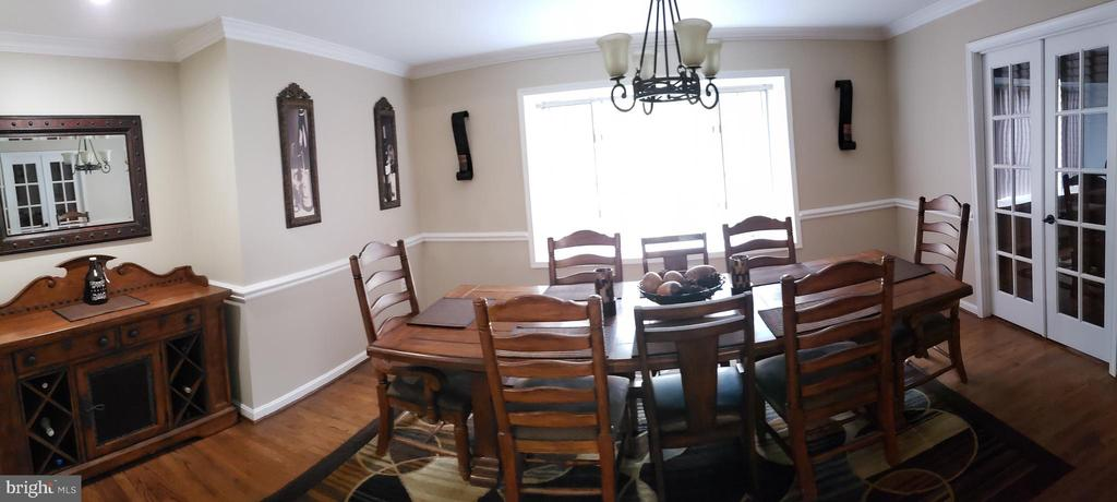 HUGE Dining Room - 2714 JAY BIRD CT, KNOXVILLE