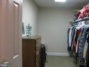 In Law Suite Room's Walk In Closet - 2714 JAY BIRD CT, KNOXVILLE