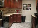 In Law Suite Deluxe Kitchen - 2714 JAY BIRD CT, KNOXVILLE