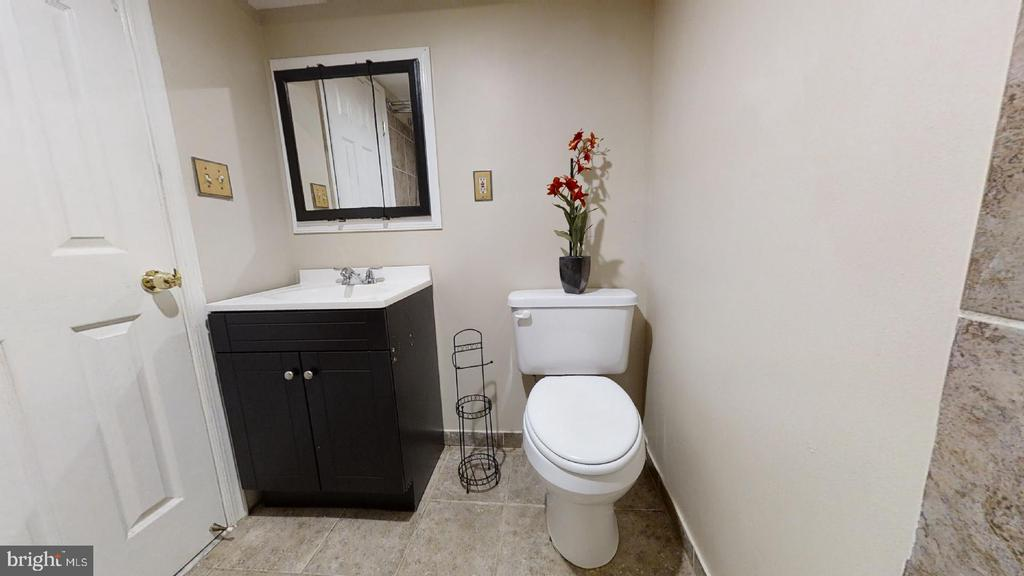 Bathroom 2 (lower level) - 7023 INDEPENDENCE ST, CAPITOL HEIGHTS