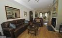 Family room with Fireplace. - 13 JEREMYS WAY, ANNAPOLIS