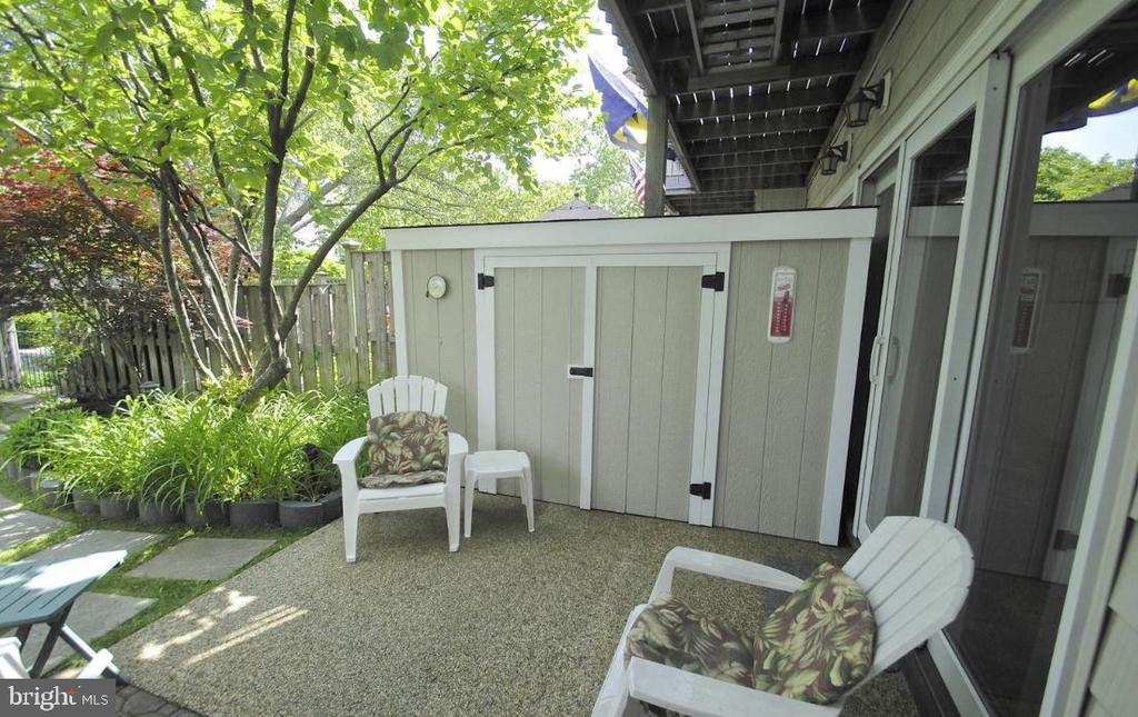 Storage Shed - 13 JEREMYS WAY, ANNAPOLIS