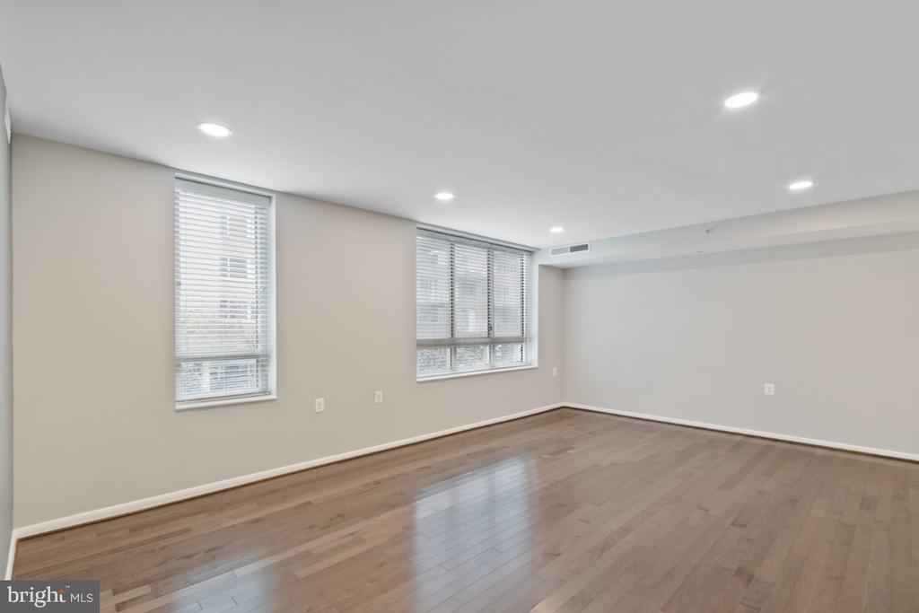 Living Room - 350 G ST SW #N224, WASHINGTON