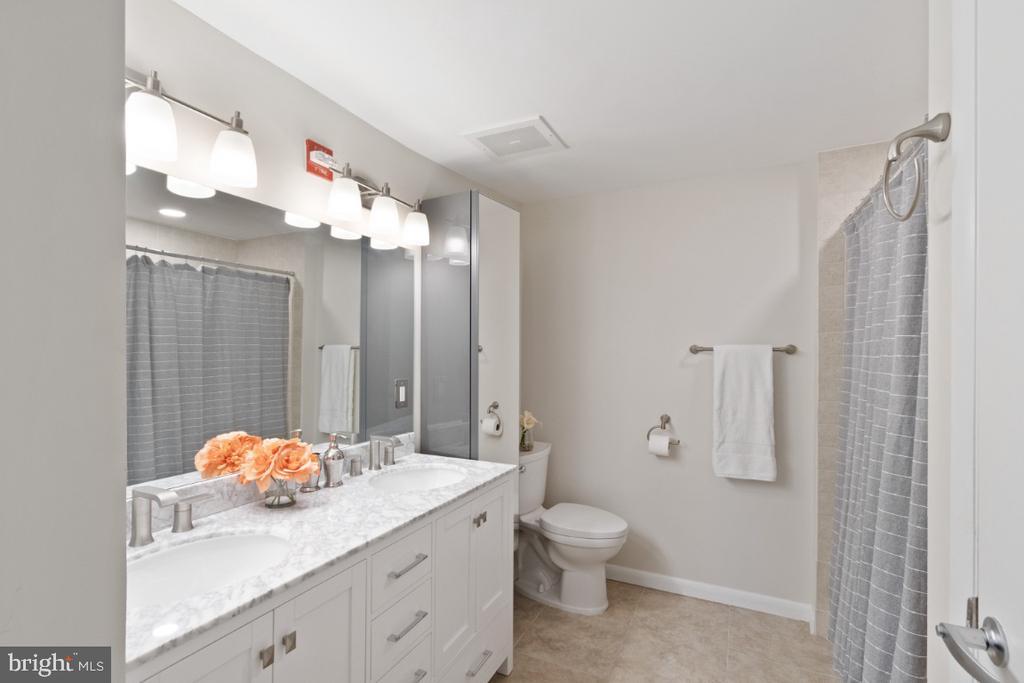 Bathroom - 350 G ST SW #N224, WASHINGTON