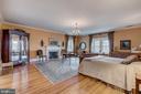 Master Bedroom - 12600 JARRETTSVILLE PIKE, PHOENIX