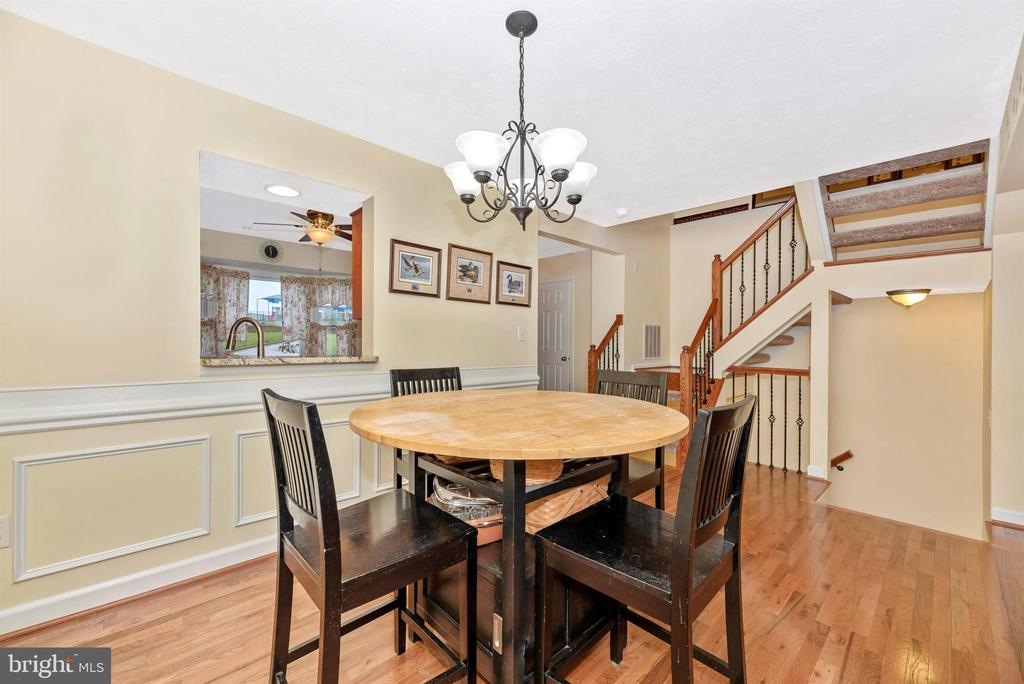 Dining Room - 6204 ILLINOIS CT, NEW MARKET