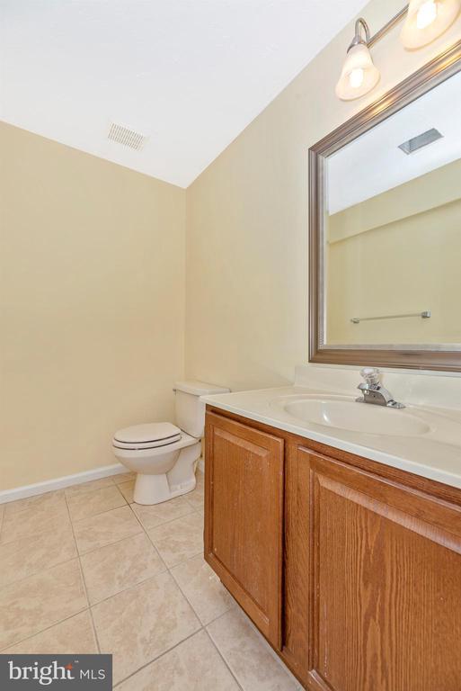 Lower Level Half Bathroom - 6204 ILLINOIS CT, NEW MARKET