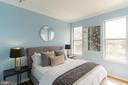 South facing 2nd bedroom - 1827 FLORIDA AVE NW #401, WASHINGTON
