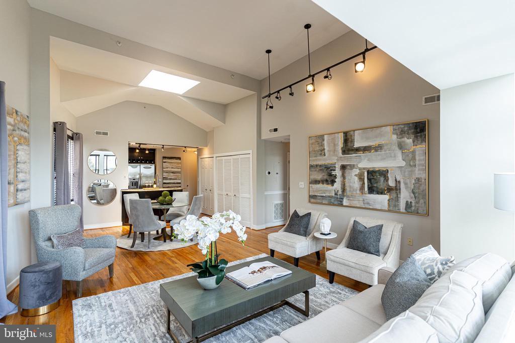 Elegant NY penthouse - 1827 FLORIDA AVE NW #401, WASHINGTON