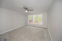 Freshly painted  Home Master Bedroom - 228 YORKTOWN BLVD, LOCUST GROVE