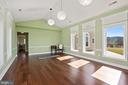 Awesome scenery! - 15929 BRIDLEPATH LN, PAEONIAN SPRINGS