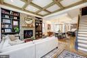Owner's Unit - Open Living/Dining/Kitchen - 629 E CAPITOL ST SE, WASHINGTON