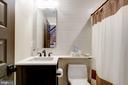 Owner's Level - Second Level - Full Bath - 629 E CAPITOL ST SE, WASHINGTON