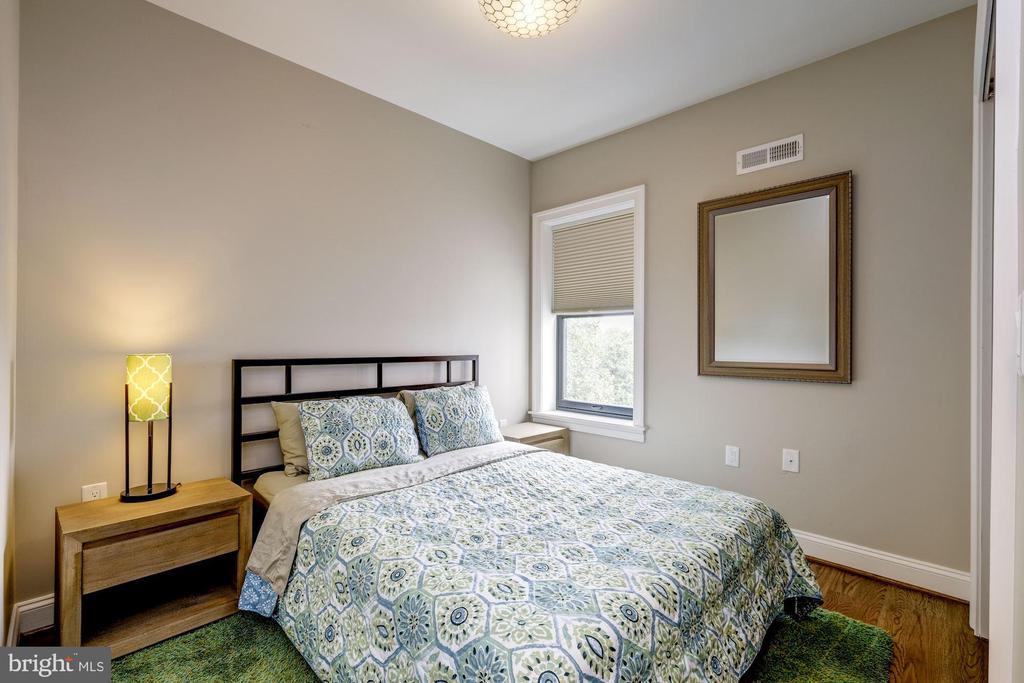 Owner's Unit - Third Level - Bedroom 4 - 629 E CAPITOL ST SE, WASHINGTON