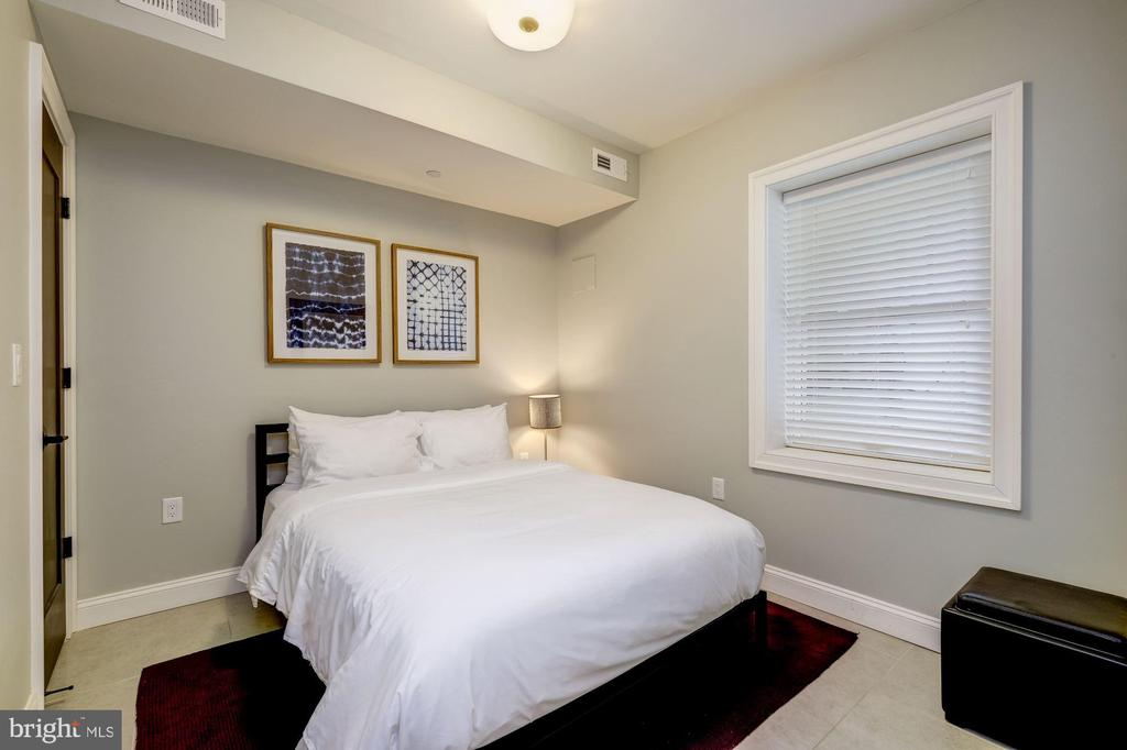 Unit 2 - Bedroom - 629 E CAPITOL ST SE, WASHINGTON