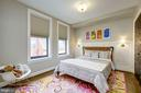 Owner's Unit - Second Level - Bedroom - 629 E CAPITOL ST SE, WASHINGTON