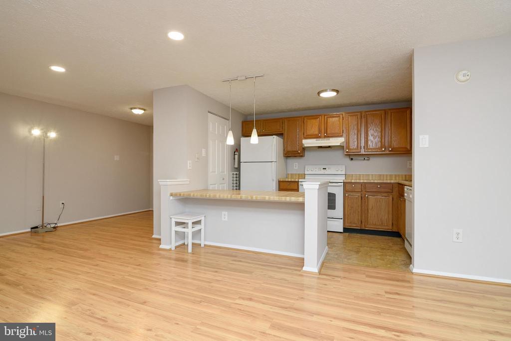 Open Floorplan - 12209 PEACH CREST DR #903-F, GERMANTOWN