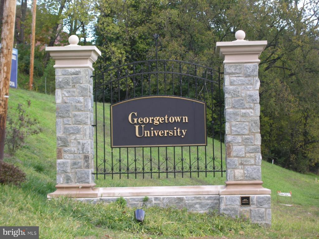 Home of Georgetown University - Go  Hoyas! - 1510 26TH ST NW, WASHINGTON