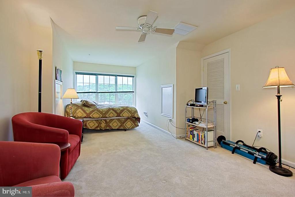 Bonus Second Master Bedroom/Sitting room - Loft - 6719 ASPEN TRACE CT, ANNANDALE