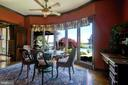 Kitchen Offers Spectacular Views of the Potomac! - 3905 BELLE RIVE TER, ALEXANDRIA
