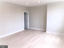 Spacious master bedroom - 1821 I STREET NE #13, WASHINGTON