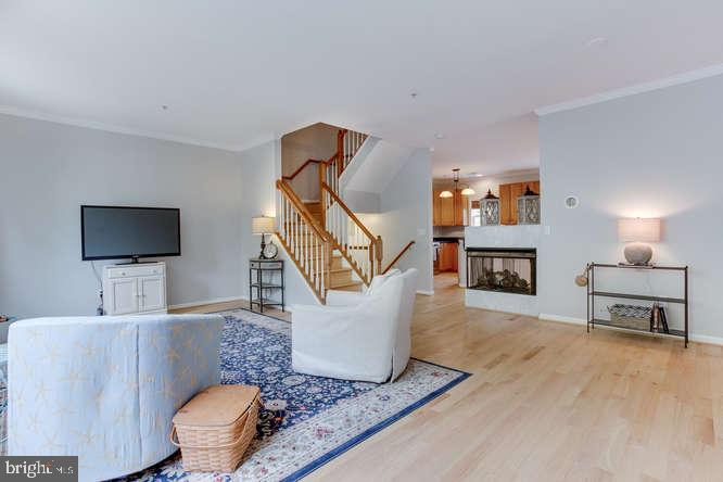 Huge Family Room for Entertaining! - 619 SNOW GOOSE LN, ANNAPOLIS