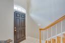 Lower level entrance to tile floor for easy care. - 43771 APACHE WELLS TER, LEESBURG